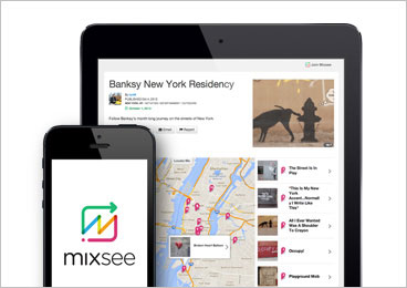 Mix Your Own Maps and Guides with Mixsee