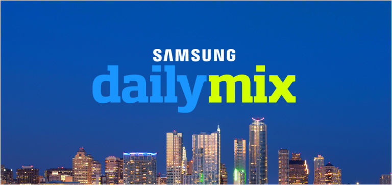 Samsung Daily Mix